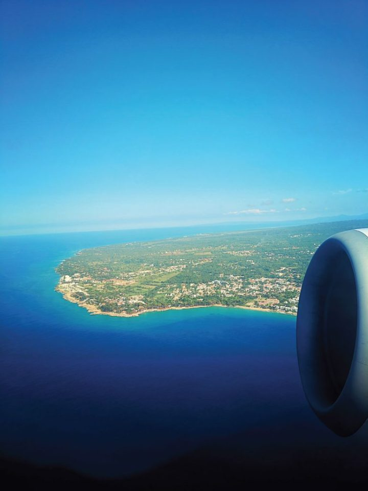 Cabarete from the sky